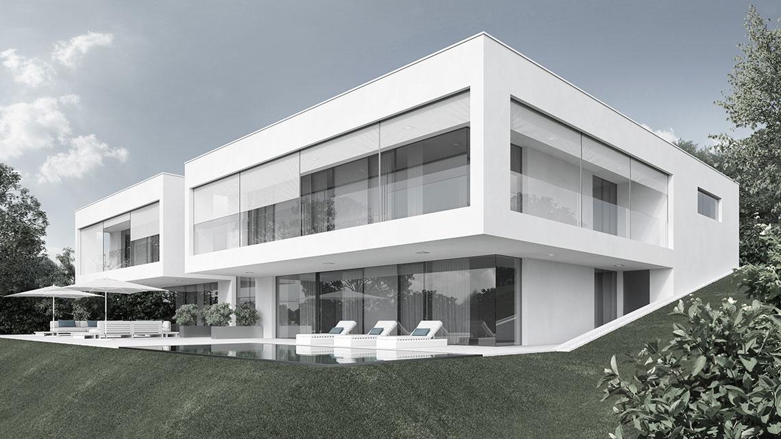 Haus s di zt alexander gurmann architektur for Haus architektur