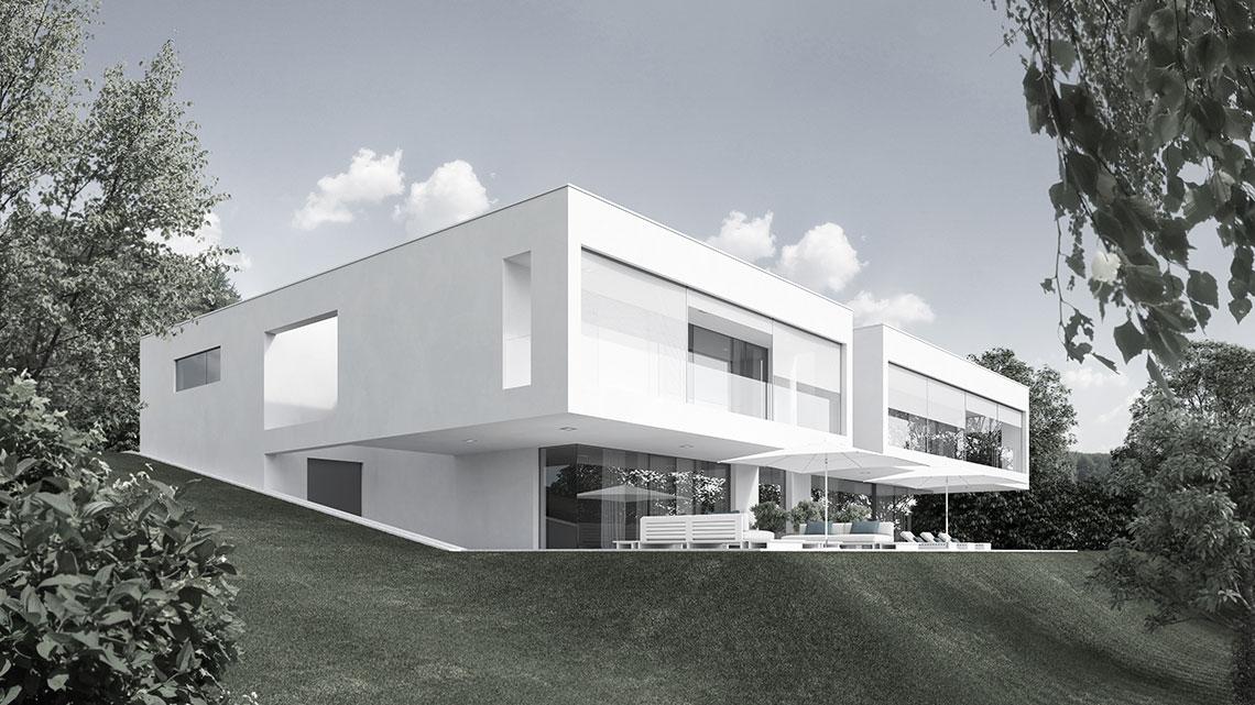 haus s di zt alexander gurmann architektur. Black Bedroom Furniture Sets. Home Design Ideas