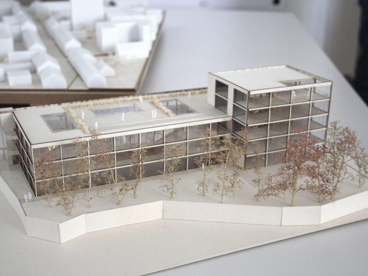 Gurmann Architektur TU Graz Entwerfen 3